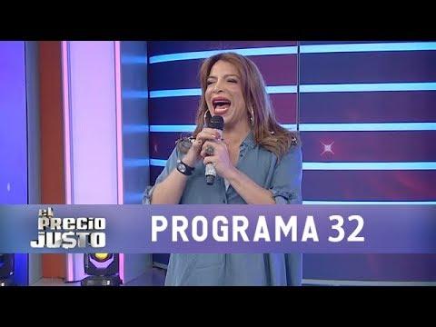 Programa 32 (19-03-2019) - El Precio Justo