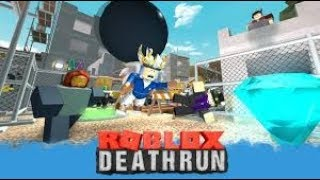 "this is really hard ""playing Death run in roblox"""