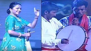 Anchor Suma Mass Dance @ Rangasthalam 100 Days Celebrations | TFPC