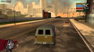 GTA: Liberty City Stories (PS2): Mission #56 - Rough Justice