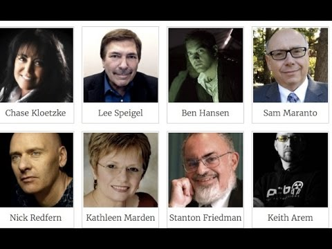 Live 2016 UFO Congress, Round Robin, Friedman, Hansen, Speigel and more! VIDEO