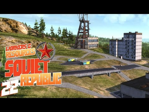 Стрежевой - шахта-легенда  - ч22 Soviet Republic