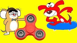 Rat-A-Tat|' Fidget Spinner Animation Cartoon'|Chotoonz Kids Funny Cartoon Videos