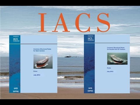 IACS explained  international association of classification societies)