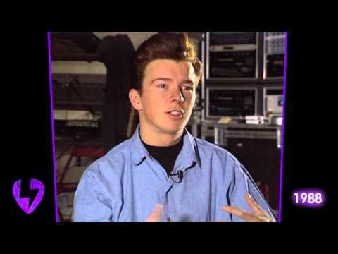 Rick Astley: The Raw & Uncut Interview - 1988