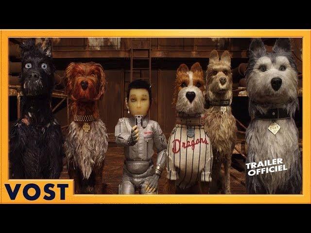 L'Île aux chiens - Wes Anderson   Bande Annonce VOST HD   2018