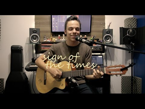 Sign Of The Times - HARRY STYLES Gabriel Nandes cover