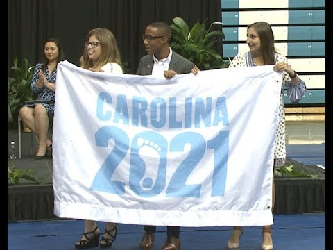 Fall 2017 Convocation Ceremony | UNC-Chapel Hill