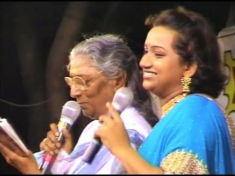 Oru Kili Uruguthu Live | S Janaki & Kalpana | SJ MuSiQ