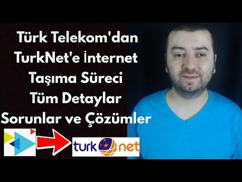 Türk Telekom 'dan TurkNet 'e İnternet Taşıma Süreci Tüm Detaylar Sorunlar Çözümler