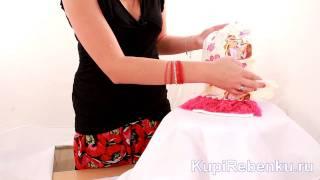 Набор шапка, перчатки, шарф Winx Love & pet UGR 076 Flora, белые(, 2011-10-25T16:56:19.000Z)