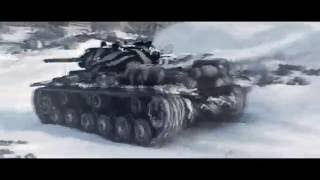 World of Tanks: Ежик Гюрза - трейлер