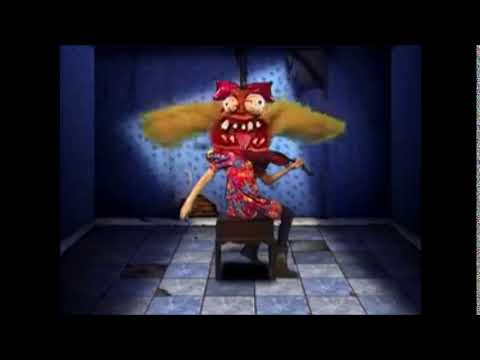 courage the cowardly dog violin girl