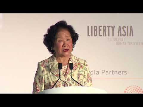 Thomson Reuters Anti-Slavery Summit 2017 – Mrs Anson Chan, Opening Remarks