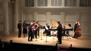Bach - Brandenburg Concerto No.5 in D Major - 2nd Mvt