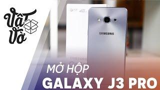 Vật Vờ  Galaxy J3 Pro giá 2 triệu đáng mua nhất của Samsung thumbnail