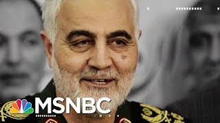 'Sleepless Night': Dems Worry After Trump Killing Of Iran Military Leader | The 11th Hour | MSNBC