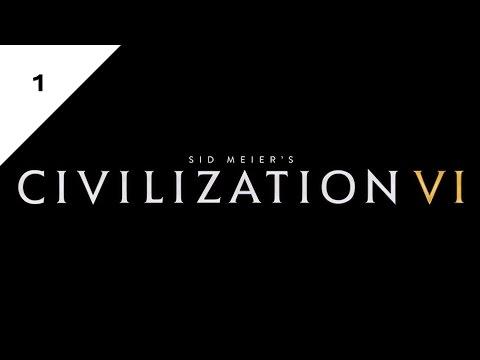 Let's Learn - Civilization VI - 1 (Sumerian Empire)