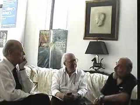 Garry Davis & Arthur Kanegis 10-06-08 Air date