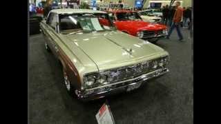 1964 Plymouth Fury San Diego International Auto Show 1-3-2015