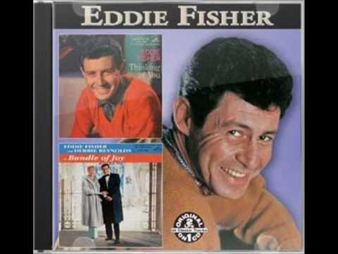 EDDIE FISHER  UNCHAINED MELODY.