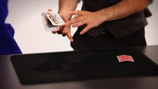 How To Do The 3-card Monte Trick | Coin & Card Magic