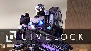 Livelock PC Gameplay - Robo-throwdown [Sponsored]