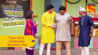 Your Favorite Character | Tapu Sena Celebrates Republic Day | Taarak Mehta Ka Ooltah Chashmah