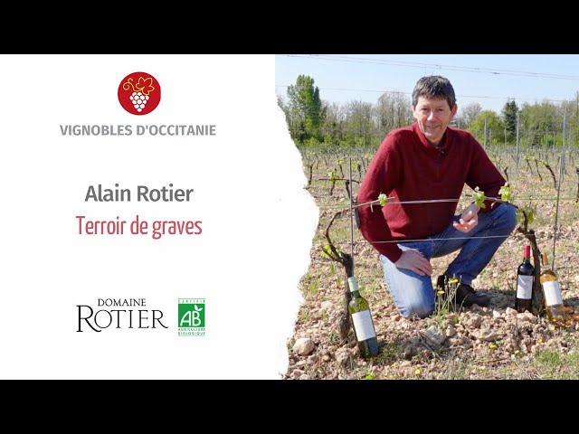 Alain Rotier - Terroir de Graves - AOP Gaillac