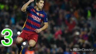 Top 10 beste voetballers