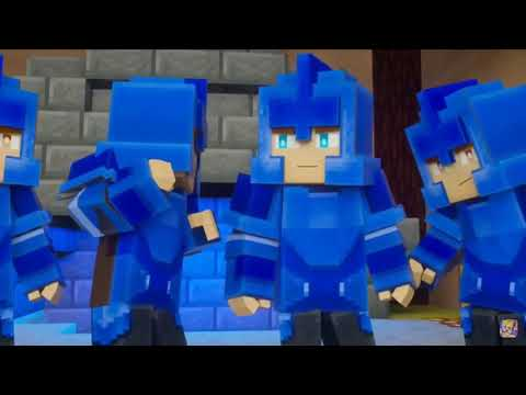 Blockman Go: Official Bedwars Animation