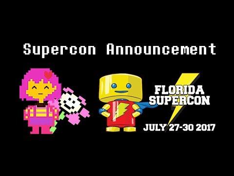 Supercon Announcement