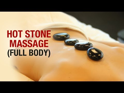 Hot Stone Massage (Full Body) - Spaah - Love Sex aur Drama