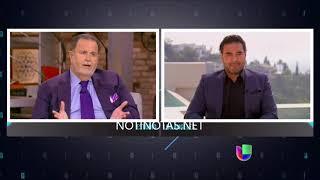 EL GORDO Y LA FLACA ENTREVISTAN A Eduardo Yáñez parte 1