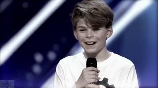 White Kid Dances to YNW MELLY 'MURDER ON MY MIND' on America's Got Talent (Parody)