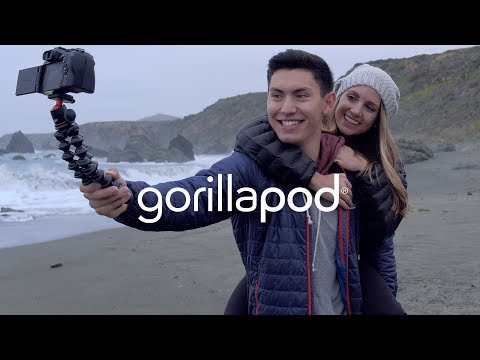 Introducing the New JOBY GorillaPod Lineup