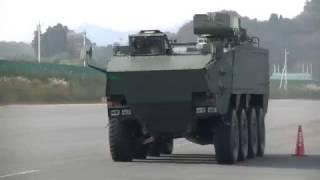 New Japanese 8x8 APC/IFV (VIDEO 2)