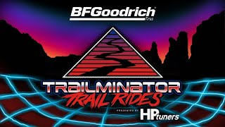 Trailminator Trail Rides   Trailer   Pritchett Canyon, Moab 2021