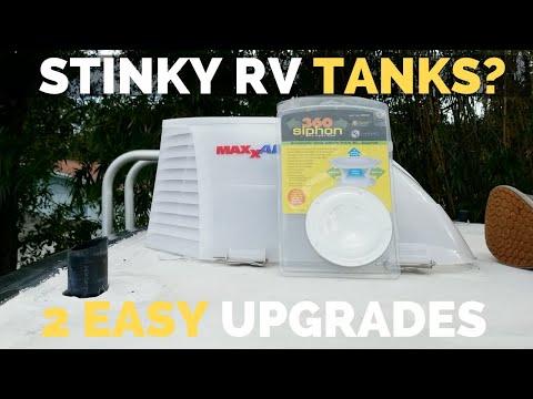 rv-vent-cover-upgrades- -360-siphon-+-maxxair- -diy-rv-remodel- -rv-living-full-time