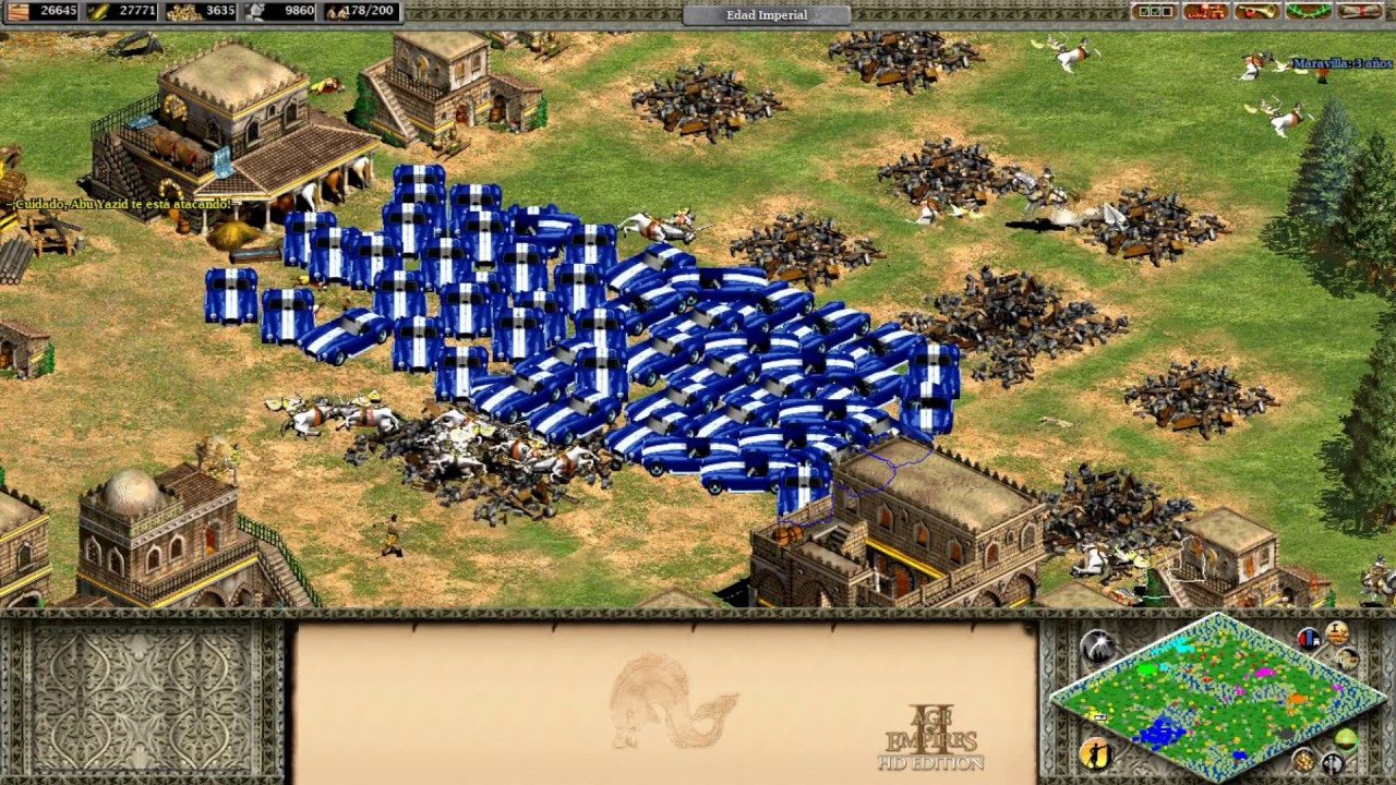 Age of Empires II (+HD Edition): Debate, Tutoriales, Tips, Videos y más Maxresdefault
