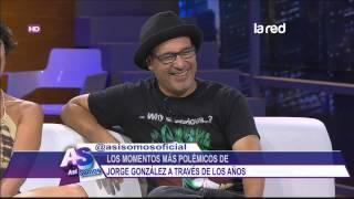 Los momentos más polémicos de Jorge González a través de los años