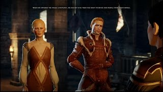 """Dragon Age: Inquisition- SPOILER """"Meeting King Alistar and Queen Anora"""""""