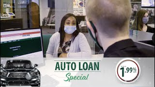 MSUFCU Auto Loan Special (Commercial :30)