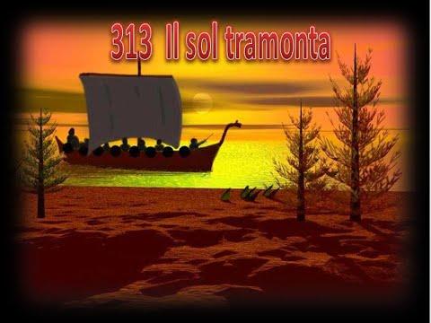 313  IL SOL TRAMONTA - KARAOKE