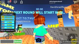 Roblox well Cool (n know the name of the game PQ forgot! 🤐