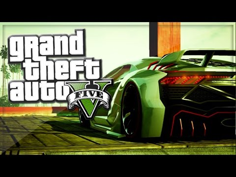 GTA 5 New Xbox One - GTA V Xbox One & Next ...