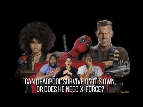 Can Deadpool survive on It's own, or does he need X-Force?