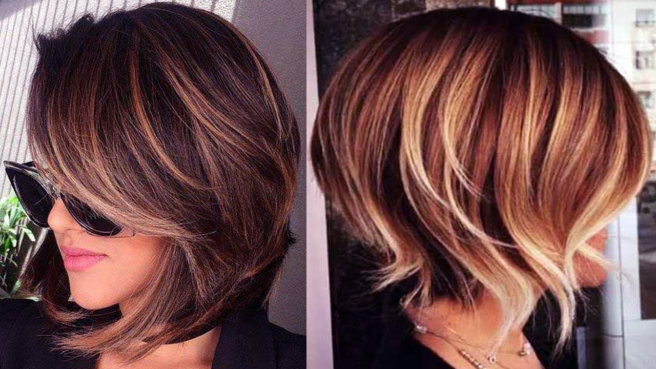 NEW BOB HAIRCUT  STYLES  WOMEN S  HAIRCUTs EVERY WOMAN