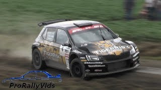Rally van Wervik 2019 - MISTAKES - LITTLE CRASH - SHOW - MAX ATTACK - DRIFTS by ProRallyVids