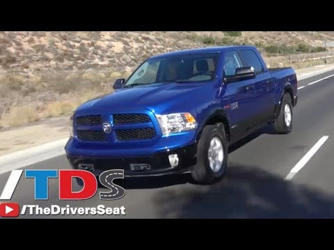 2016 Ram Ecosel Best Full Size Truck On The Market Today